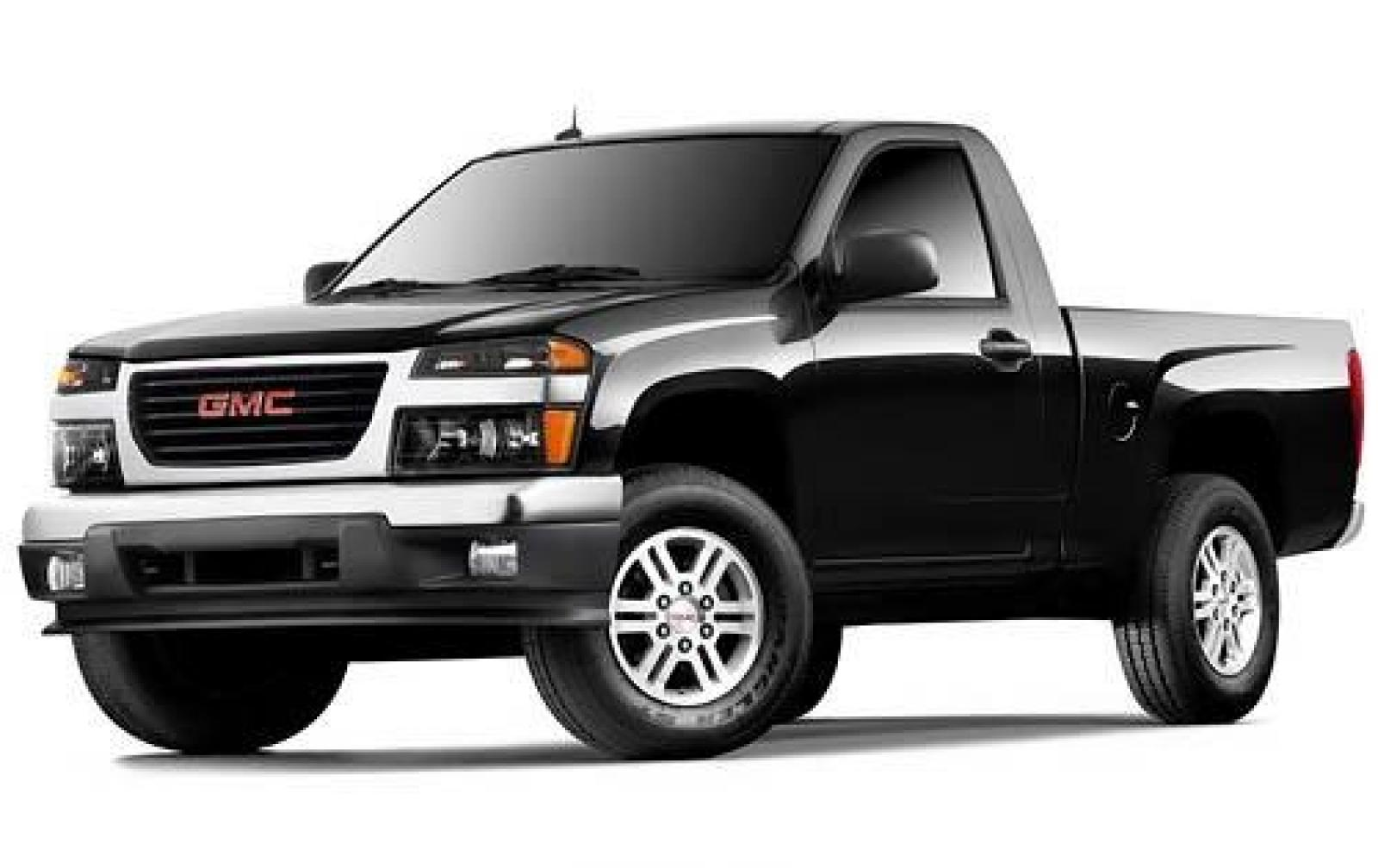 GMC CANYON [USA] Standard Cab Pickup (US)