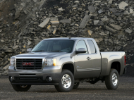 GMC SIERRA 2500 [HD USA] Extended Cab Pickup (US)