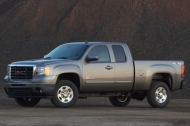 GMC SIERRA 3500 HD [USA] Extended Cab Pickup (US)