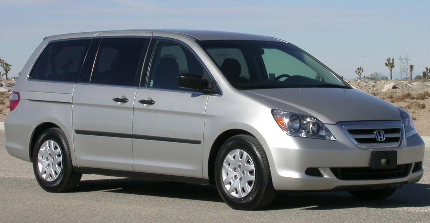HONDA ODYSSEY [USA] Mini Passenger Van (US)