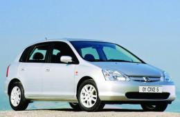 HONDA CIVIC VII Hatchback (EU, EP, EV)