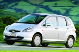HONDA FIT II (GD)