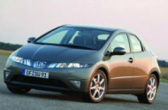 HONDA CIVIC VIII Hatchback (FN, FK)
