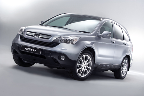 HONDA CR-V Mk III (RE)