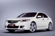 HONDA ACCORD EURO VIII седан (CU)