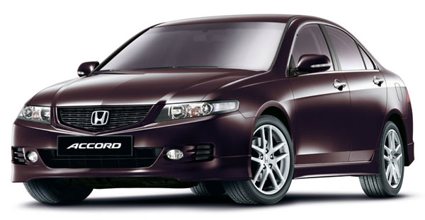 HONDA ACCORD VII (CP)