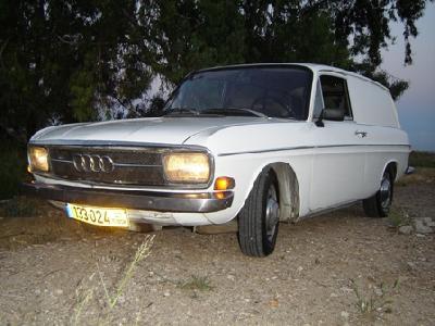 AUDI 80 седан (81, 85, B2)