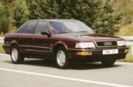 AUDI V8 седан (44_, 4C_)