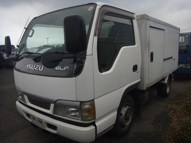 ISUZU ELF фургон (NHR5_)