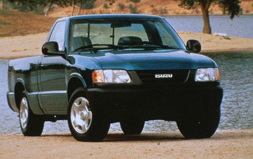 ISUZU PICK UP