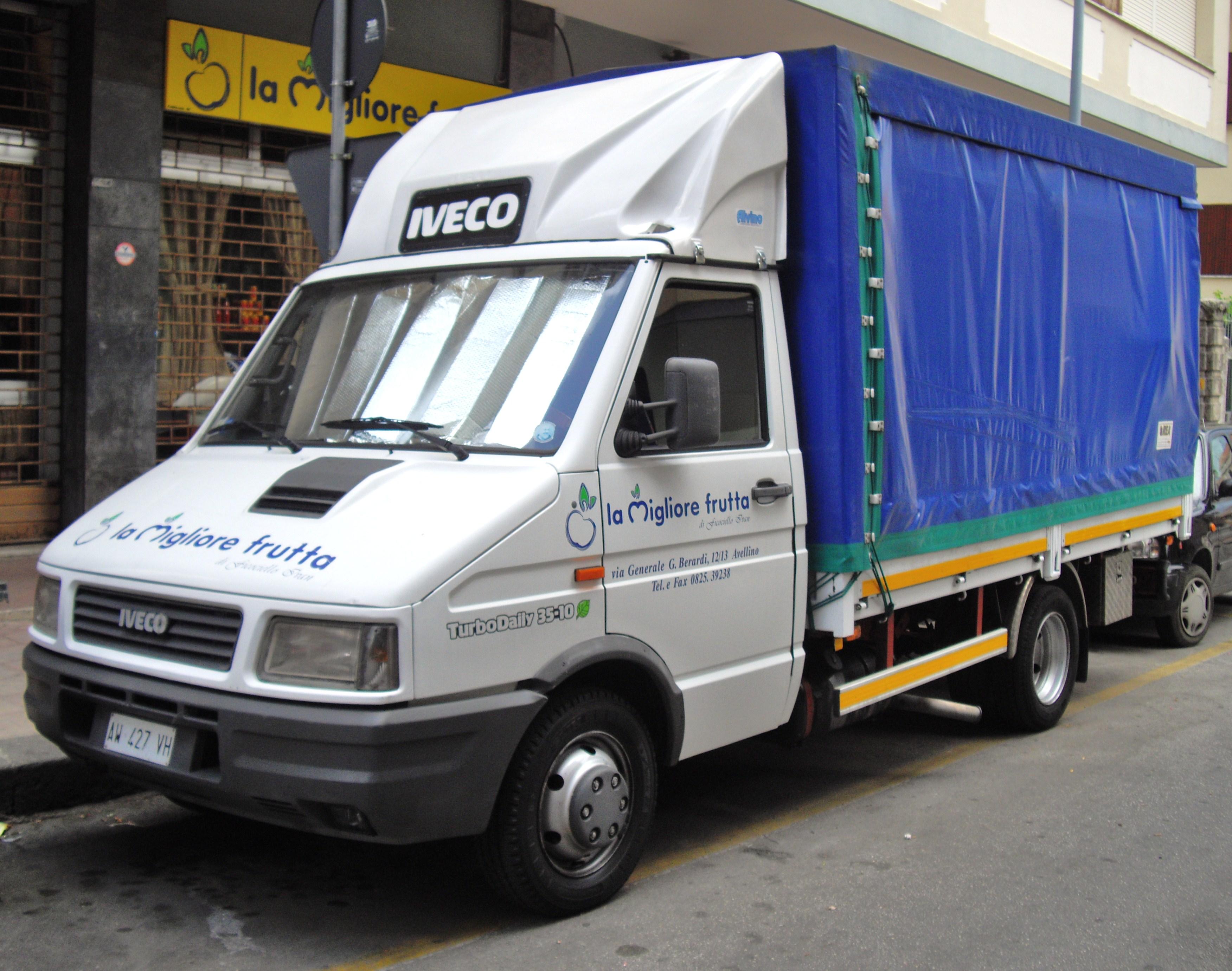 IVECO DAILY II грузовой
