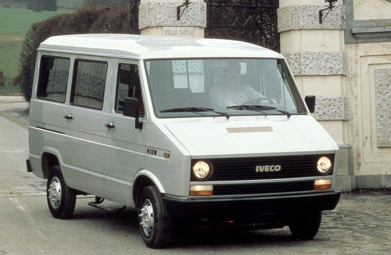 IVECO DAILY II автобус