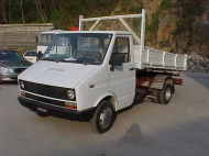 IVECO DAILY II самосвал