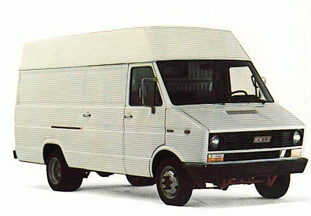 IVECO DAILY I фургон/универсал