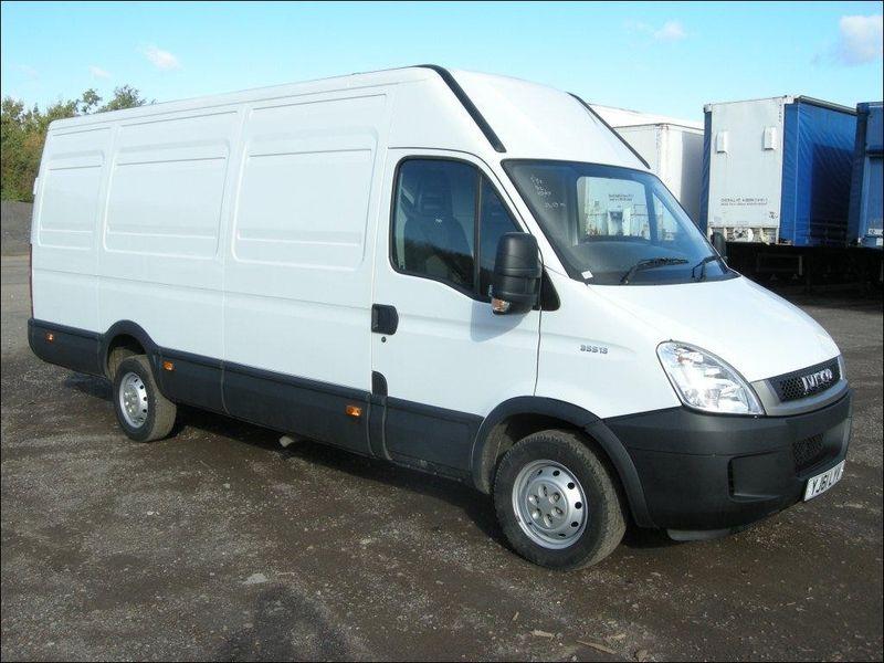 IVECO DAILY IV фургон/универсал
