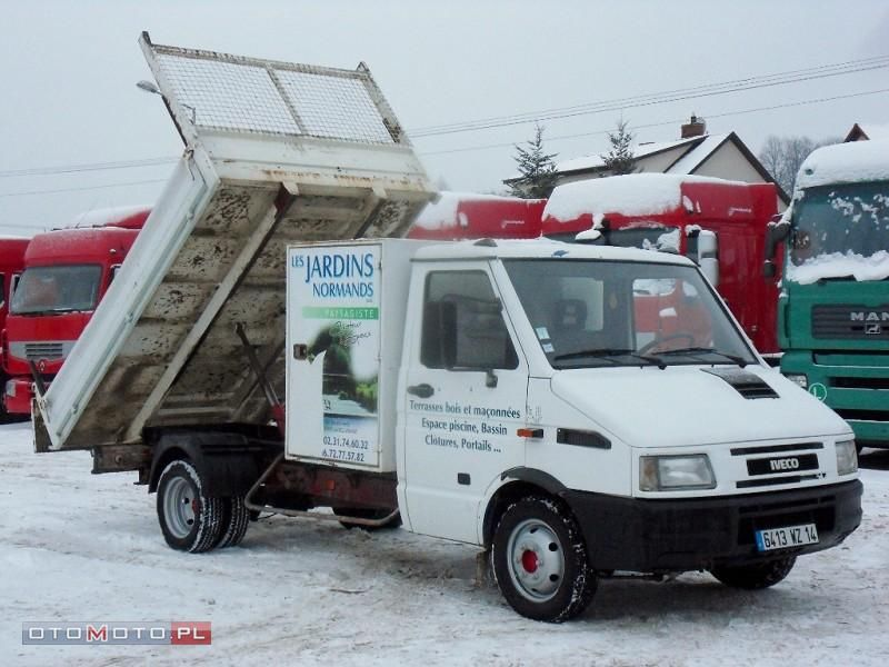 IVECO DAILY IV самосвал