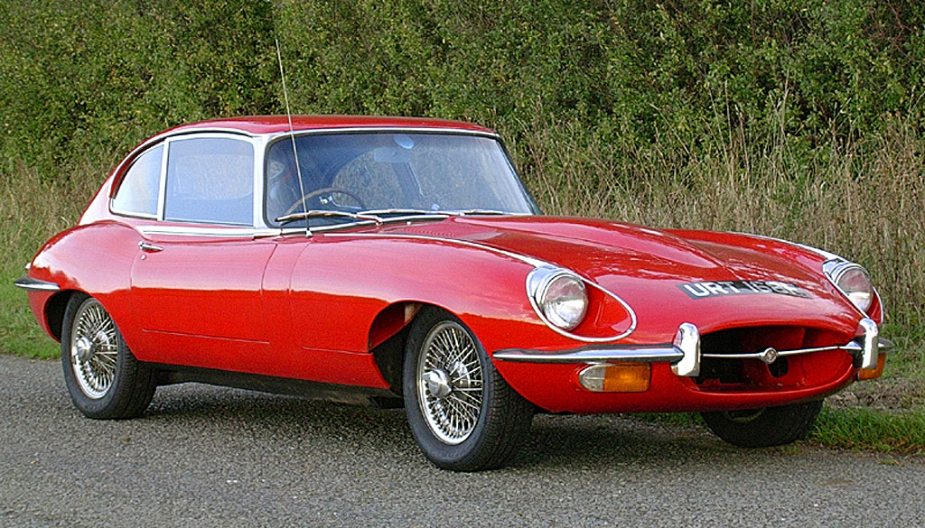 JAGUAR E-TYPE 2+2