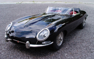 JAGUAR E-TYPE Convertible