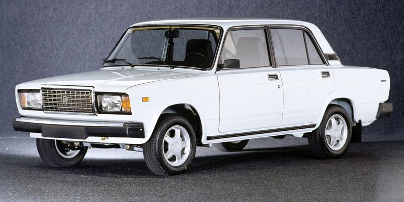 ВАЗ 2107 (семерка)