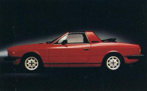 LANCIA BETA купе (828BC)