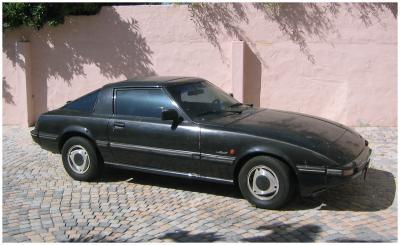 MAZDA RX 7  (SA)