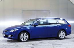 MAZDA 6 combi-coupe (GH)