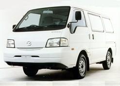 MAZDA E-SERIE фургон (SG)