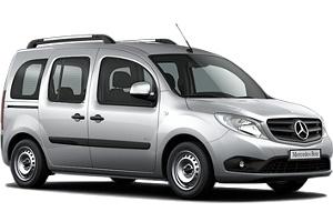 MERCEDES-BENZ CITAN Tila-Auto (415)