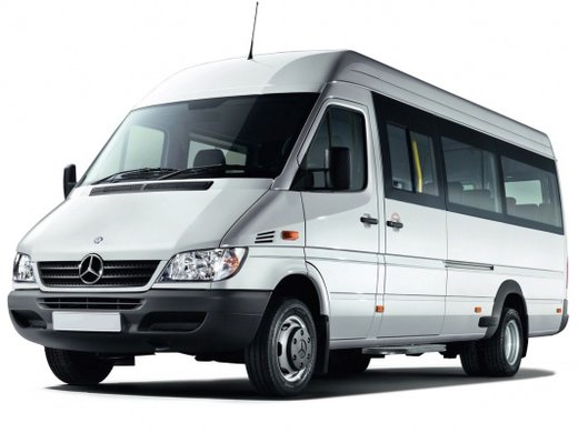 MERCEDES / Мерседес SPRINTER CLASSIC 4,6-t автобус (909)