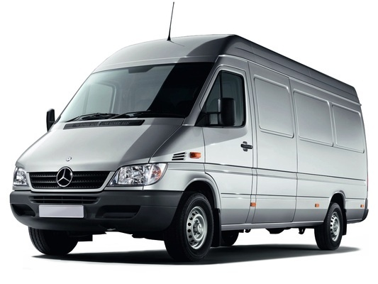 MERCEDES / Мерседес SPRINTER CLASSIC 3,5-t фургон (909)