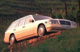 MERCEDES-BENZ E-CLASS Break (S124)