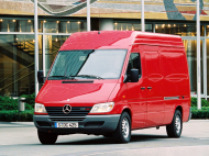 MERCEDES-BENZ SPRINTER 2-t грузовой (901, 902)
