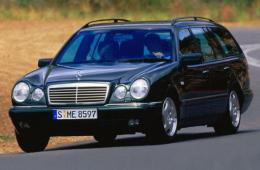 MERCEDES E-CLASS Break (S210)