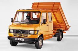 MERCEDES-BENZ T1 грузовой (602)