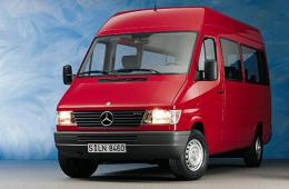 MERCEDES-BENZ SPRINTER 2-t автобус (901, 902)