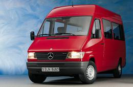 MERCEDES-BENZ SPRINTER 3-t автобус (903)