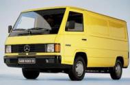 MERCEDES-BENZ 100 фургон (631)