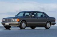 MERCEDES-BENZ S-CLASS седан (W126)