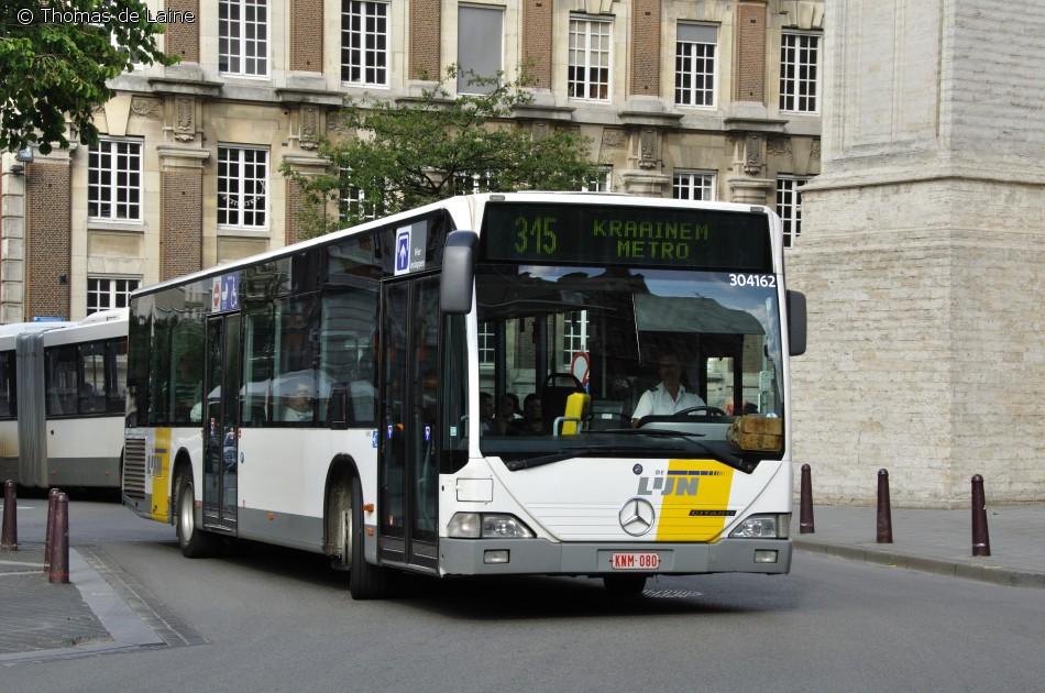 MERCEDES-BENZ CITARO (O 530)