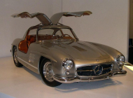 MERCEDES-BENZ GULLWING (W198)