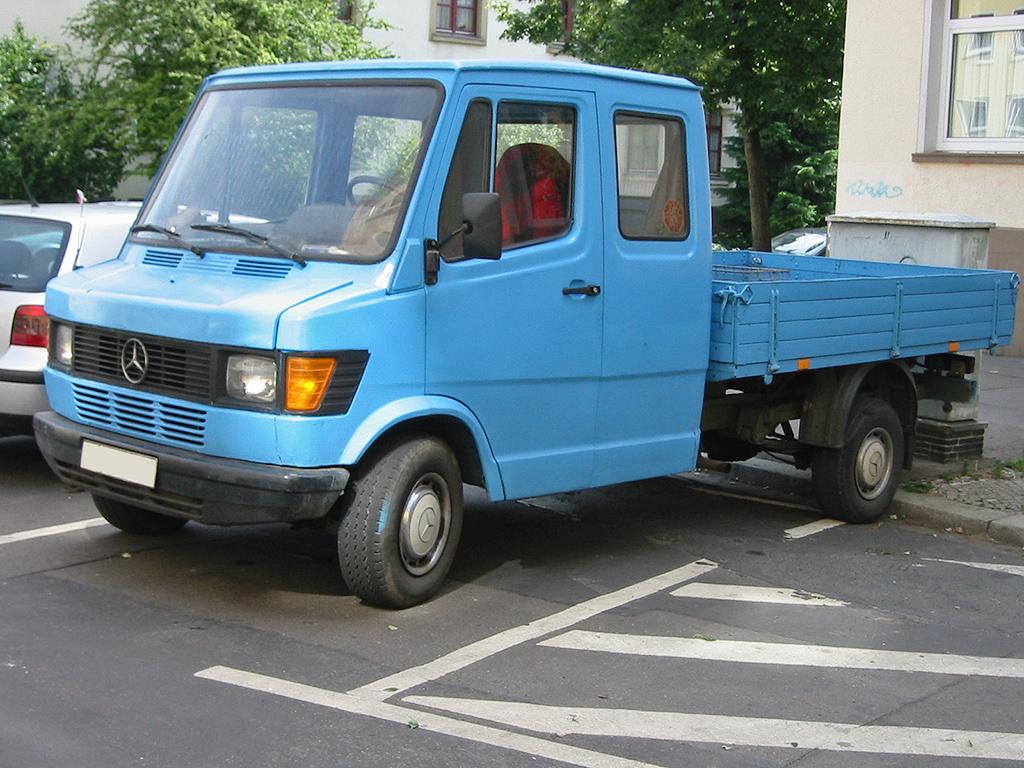 MERCEDES-BENZ T1 грузовой (601)