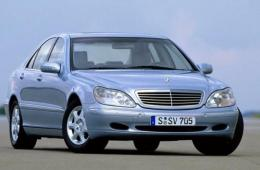 MERCEDES / Мерседес S-CLASS седан (W220)
