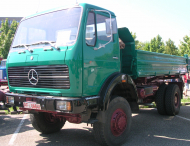 MERCEDES-BENZ NG
