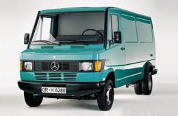 MERCEDES-BENZ T1 фургон (602)