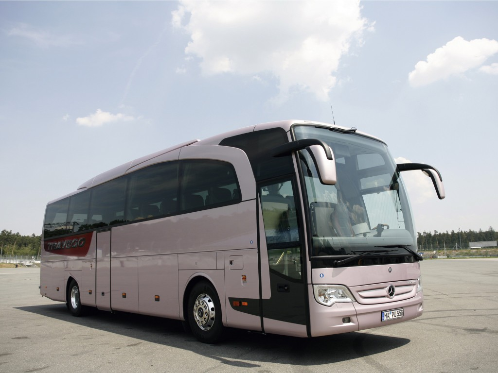 MERCEDES-BENZ TRAVEGO (O 580)