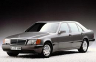 MERCEDES / Мерседес S-CLASS седан (W140)