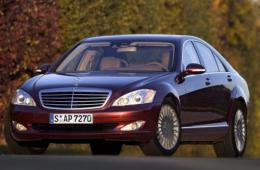 MERCEDES / Мерседес S-CLASS седан (W221)
