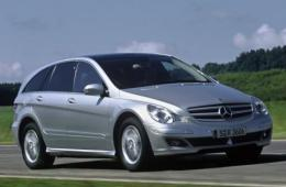MERCEDES / Мерседес R-CLASS (W251, V251)