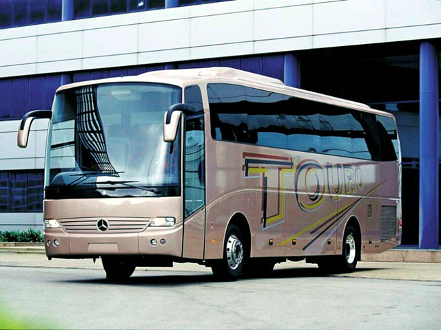 MERCEDES-BENZ TOURO (O 500)