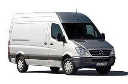 MERCEDES-BENZ SPRINTER 5-t фургон (906)